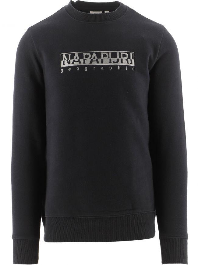 Black Berber Sweatshirt