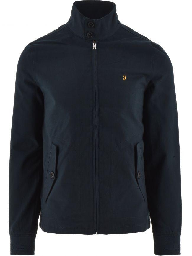 Navy Hardy Harrington Jacket