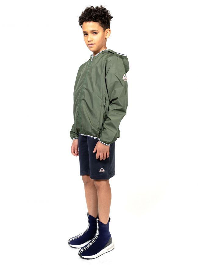 Pyrenex Kids Green Hendrick Windbreaker Jacket