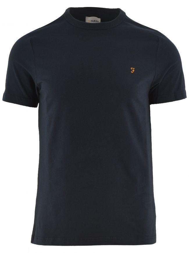 Navy Danny Short Sleeve T Shirt