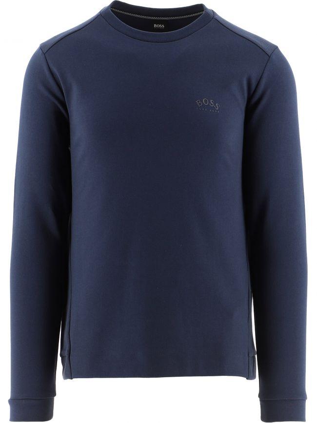 Navy Salbo Sweatshirt