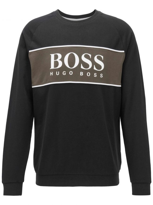 Black Authentic Sweatshirt