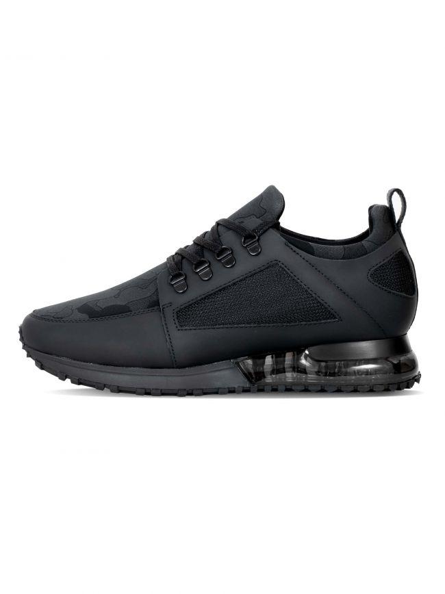Black Camo Tech Hiker Sneaker