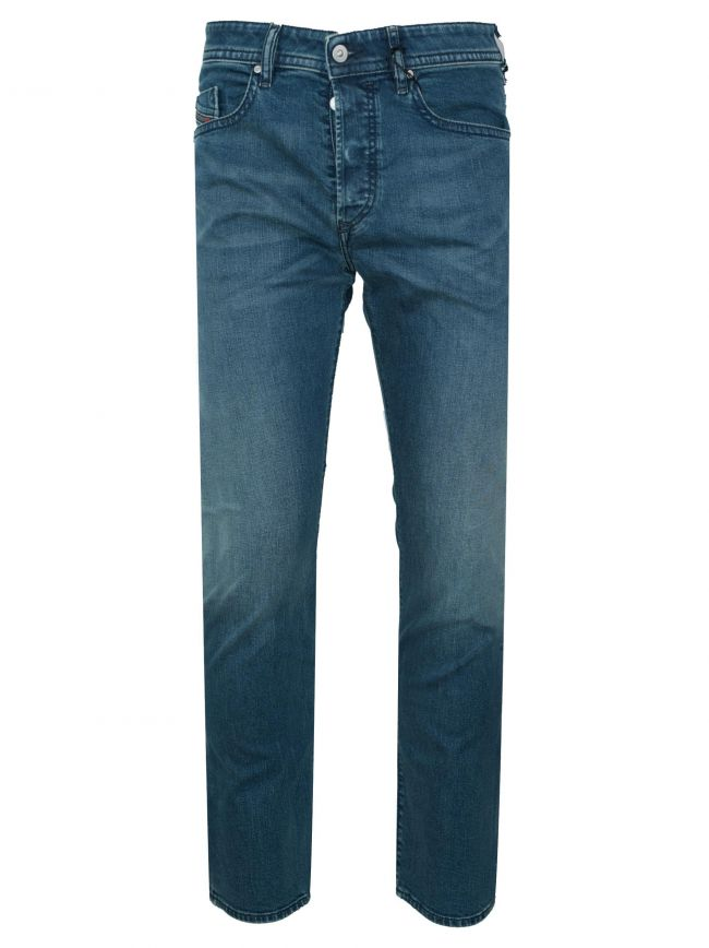 Regular Slim Fit Buster Light Blue Rinse Jean