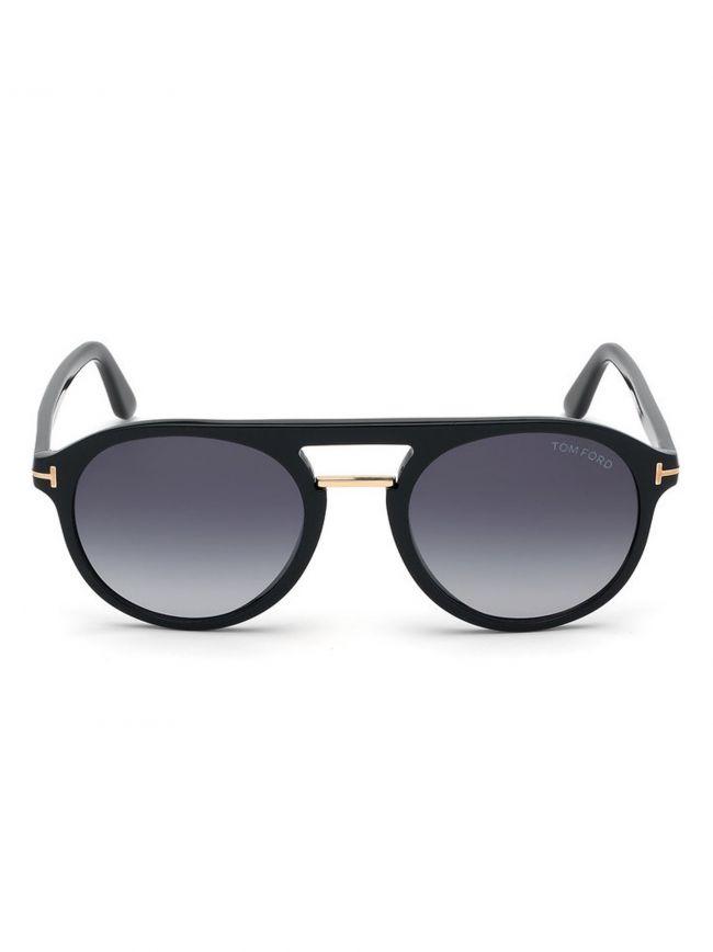 Black Ivan Sunglasses
