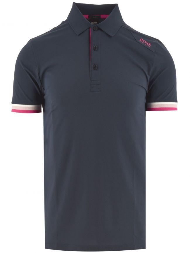 Navy Paule 6 Polo Shirt
