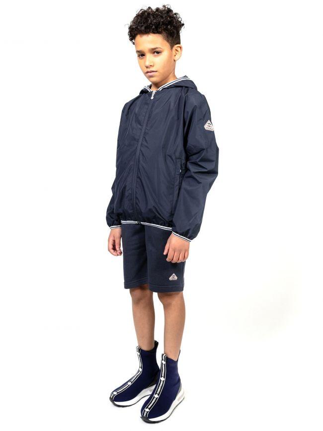 Pyrenex Kids Navy Hendrick Windbreaker Jacket