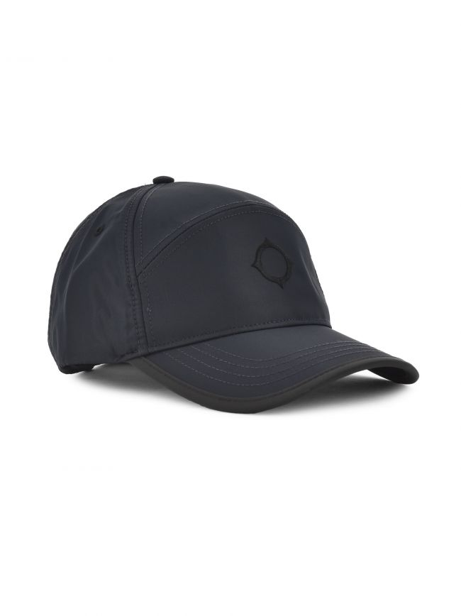 Navy Embroidered Icon Cap