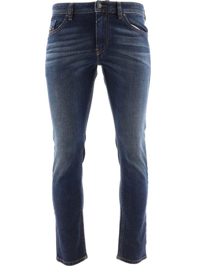 Blue Thommer-X 30 Leg Jean