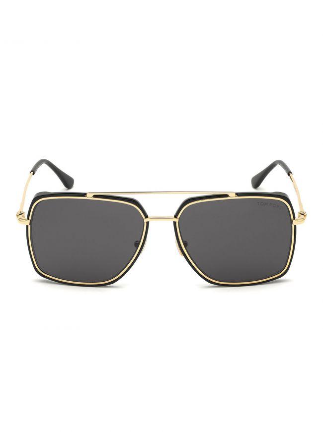 Black Lionel Sunglasses