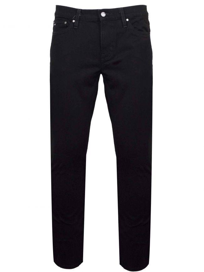 Kent Skinny Fit Black Jean