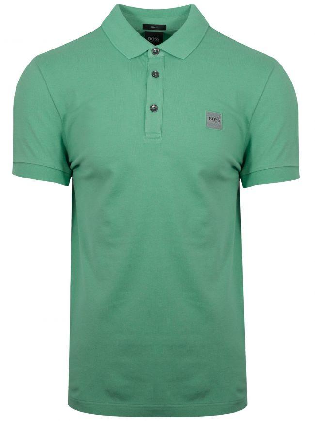 Passenger Green Polo Shirt