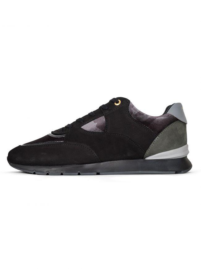 Anthracite Belter 2.0 Velvet Camo Sneaker