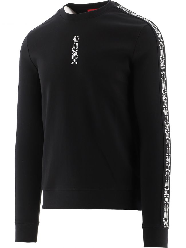Black Doby213 Sweatshirt