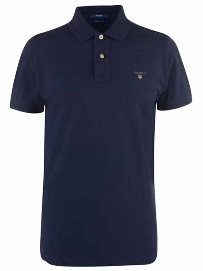 Navy Classic Polo Shirt