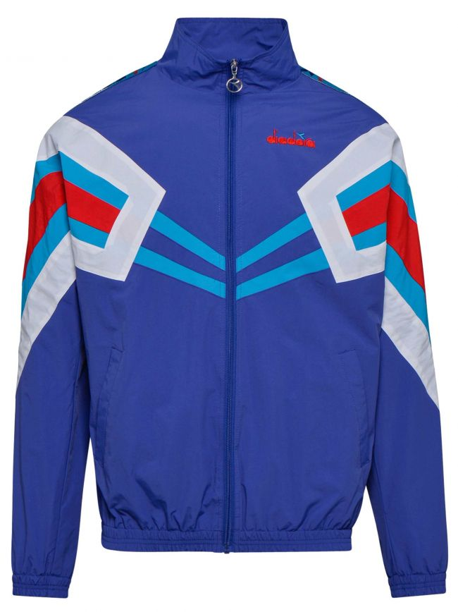 Blue Ultramarine Track Jacket