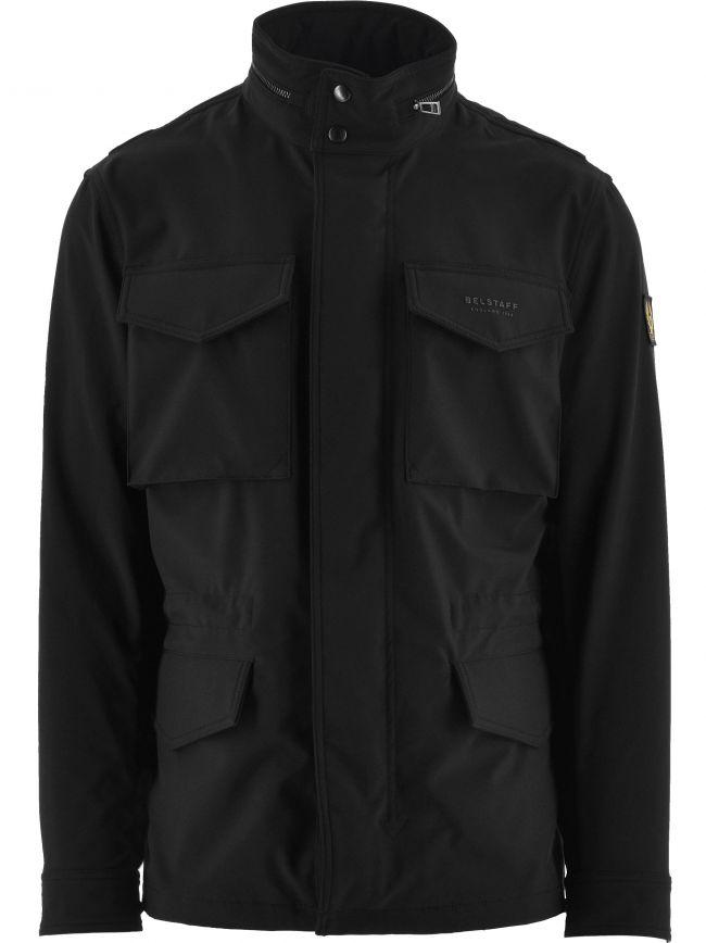 Black Fieldwood Jacket