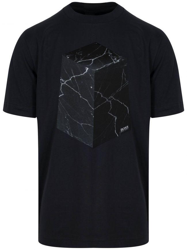 Toll 2 Black T-Shirt