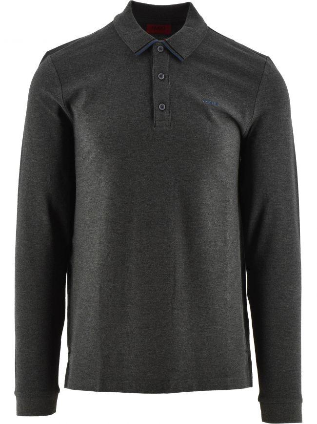 Grey Donol 211 Polo Shirt