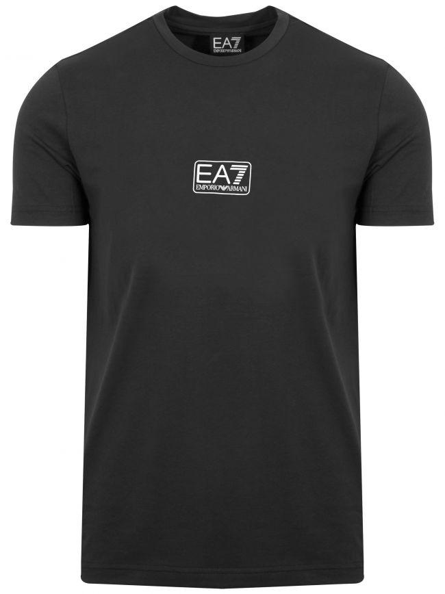 Black Center Logo T-Shirt