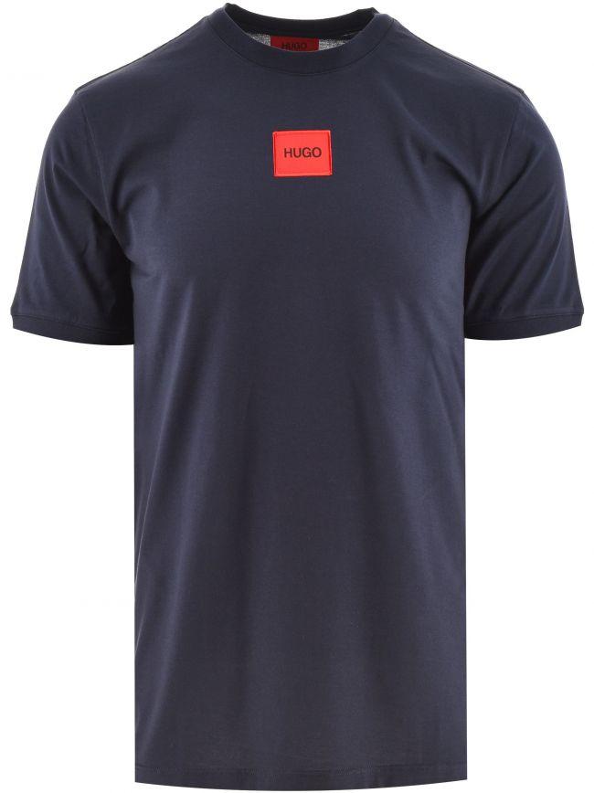 Navy Diragolino 212 T-Shirt