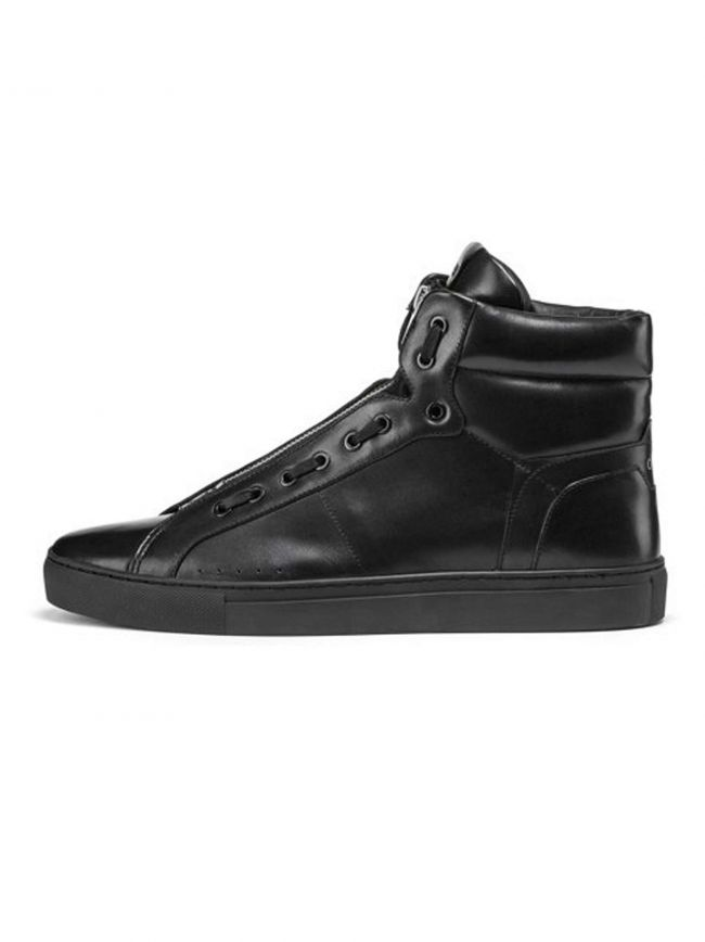 Futurism Hito Black Hi Top
