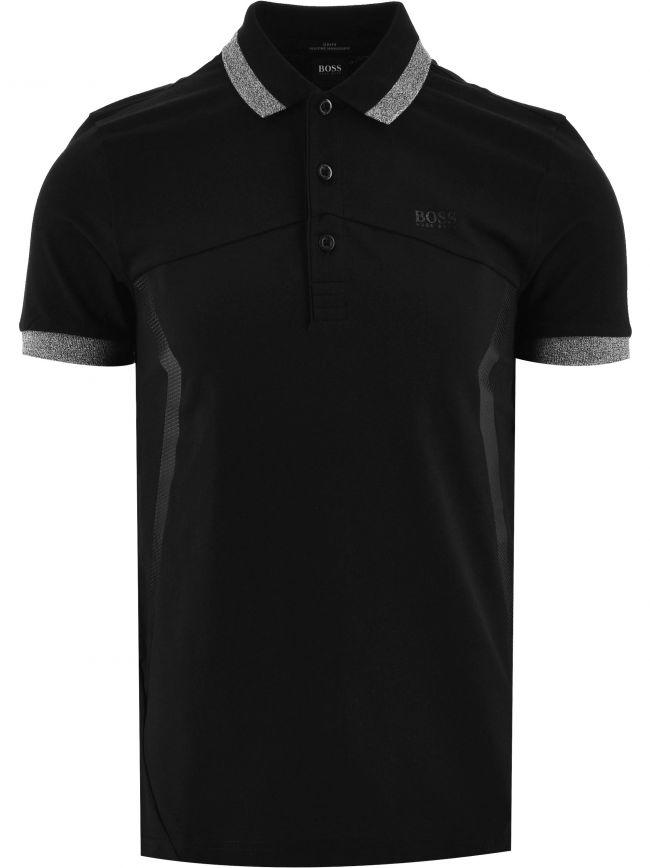 Black Paule 8 Polo Shirt