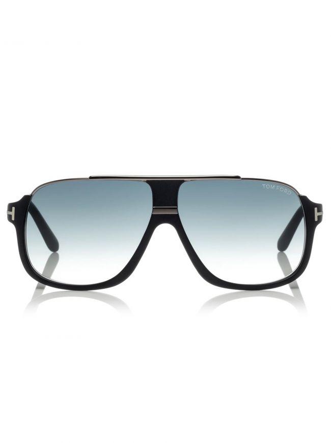 Black Elliot Sunglasses