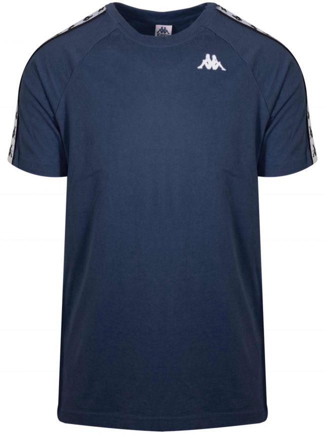 Navy Coen Banda T-Shirt