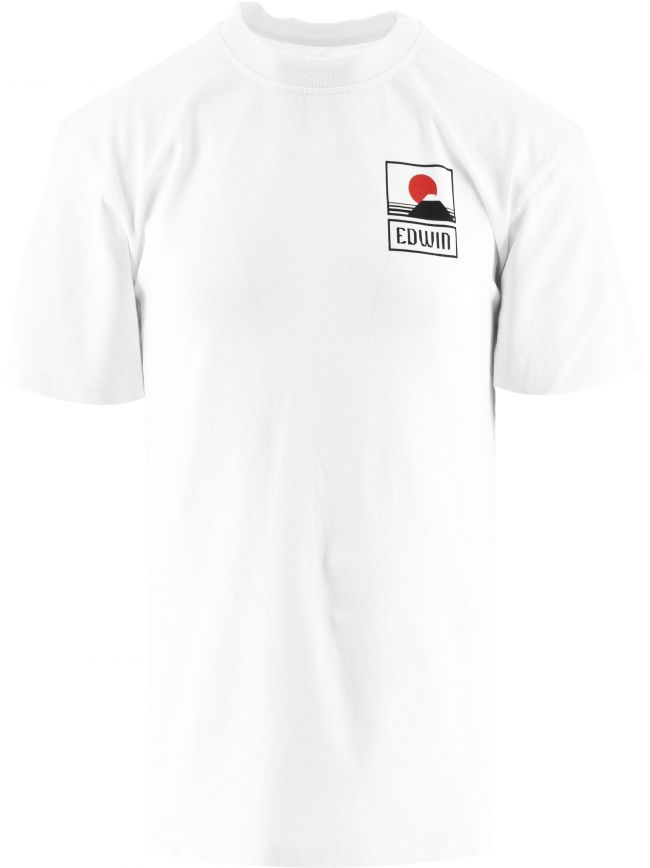 White Sunset on Mt.Fuji T-Shirt