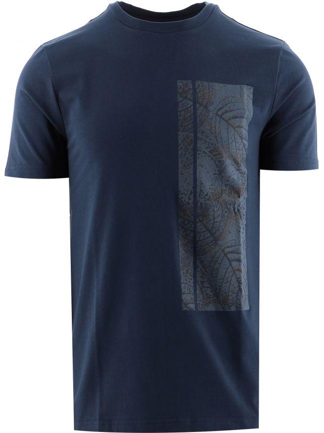 Navy Tee 10 T-Shirt
