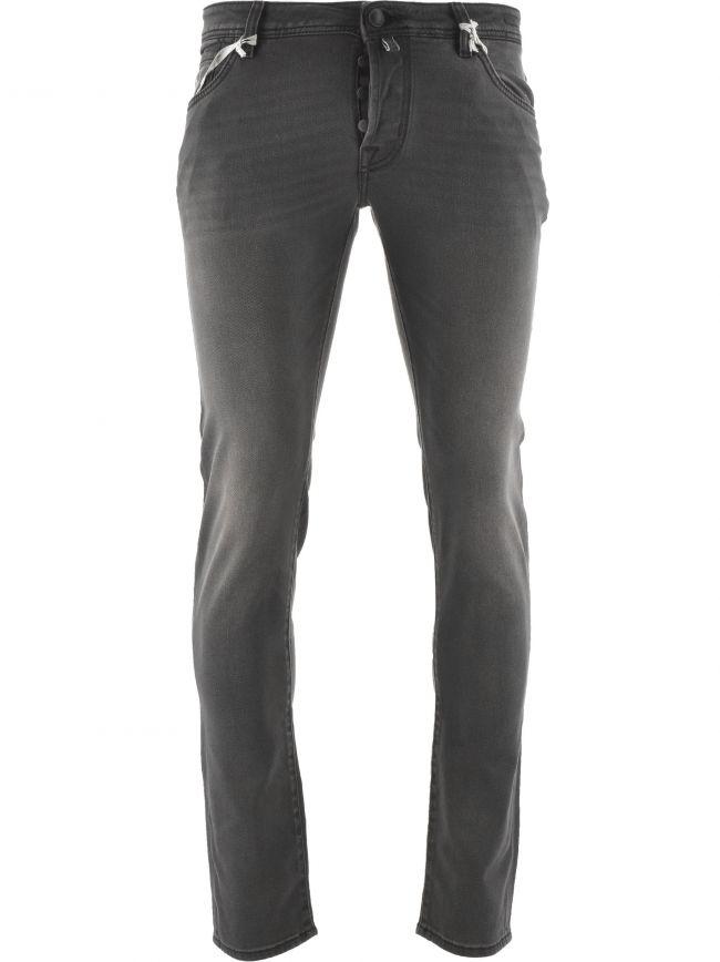 622 Grey Comfort Stretch Jean