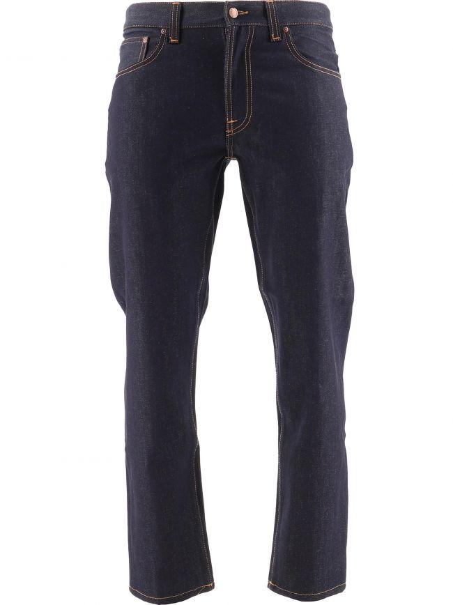 Navy Gritty Jackson Dry Classic Navy Jean