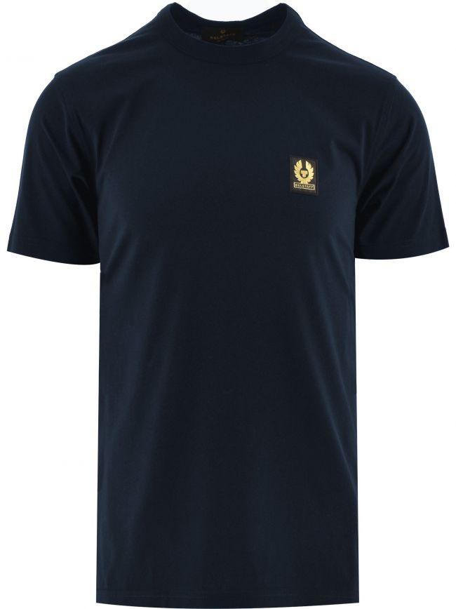 Navy Short Sleeved T-Shirt