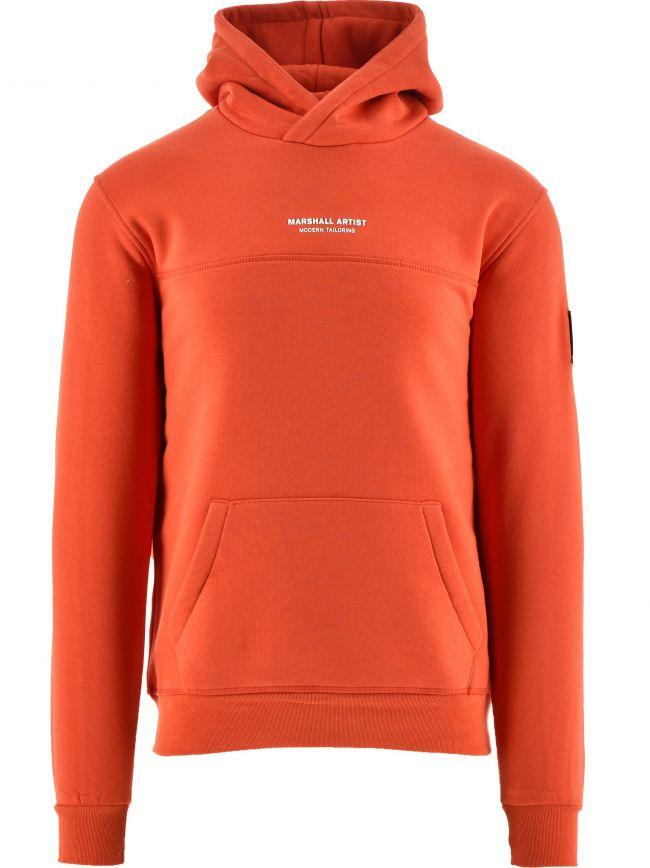 Orange Siren Oth 420 Hoodie
