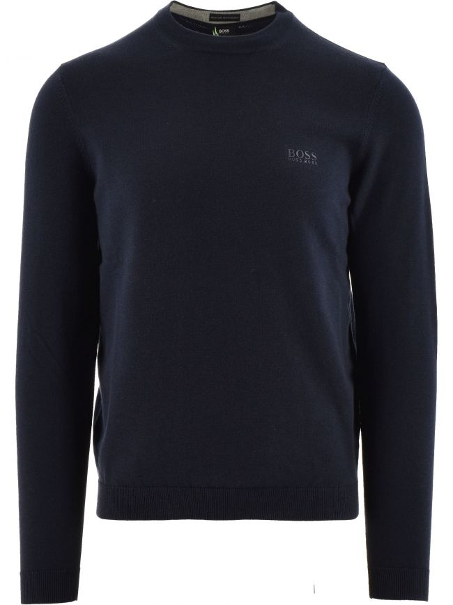 Dark Blue Ranco Sweater