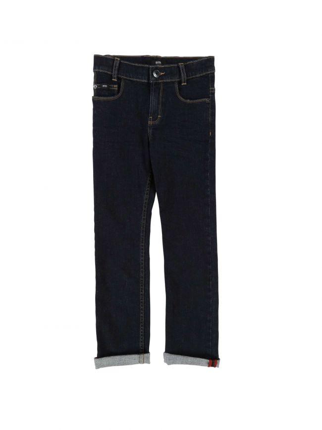 Dark Wash Slim Fit Jean