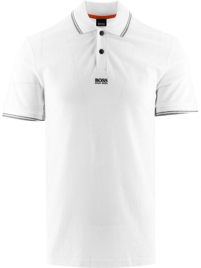 White PChup 1 Polo Shirt