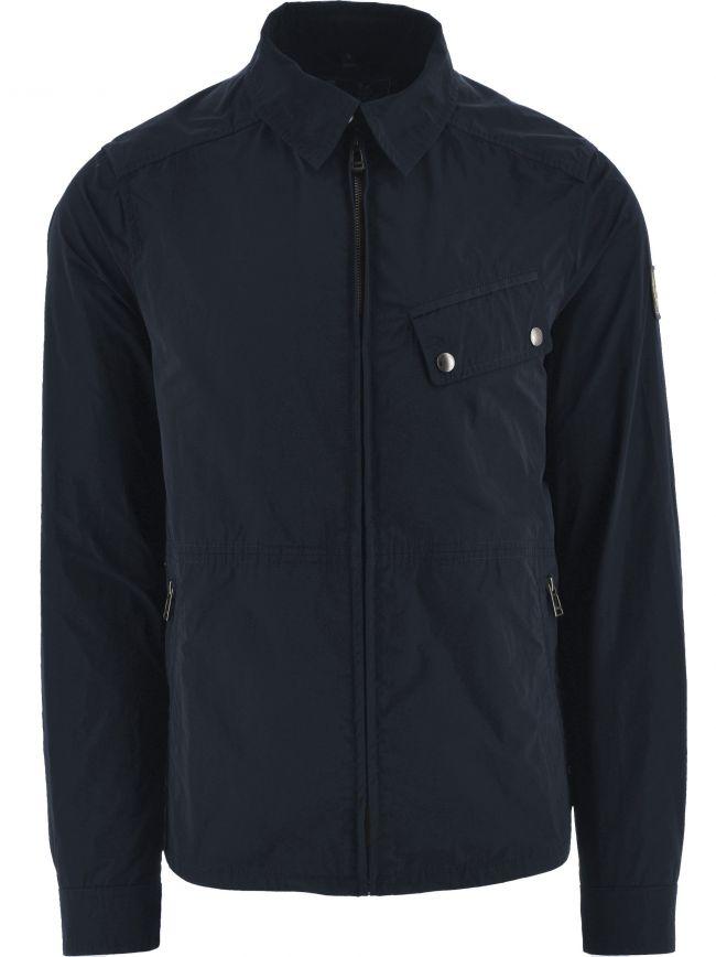 Navy Camber Jacket