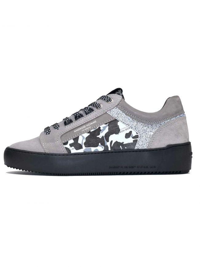 Grey Camo Venice Low Sneaker