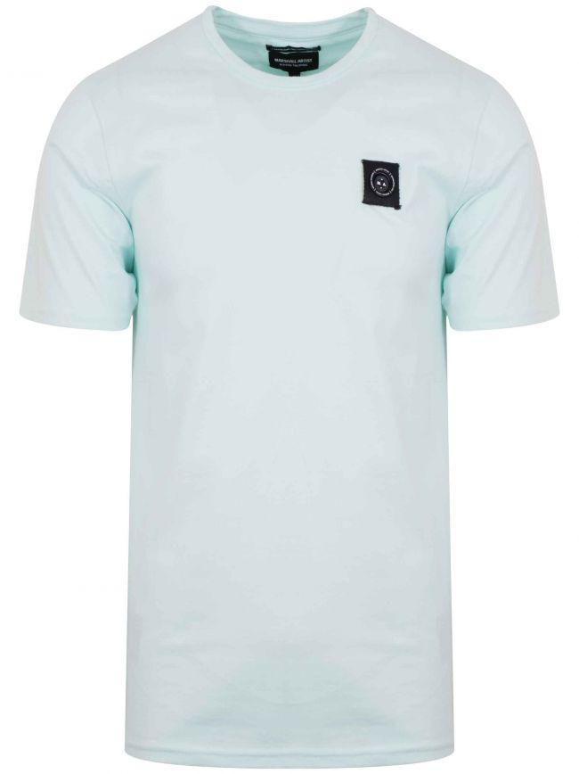 Aqua Short Sleeve Siren T-Shirt