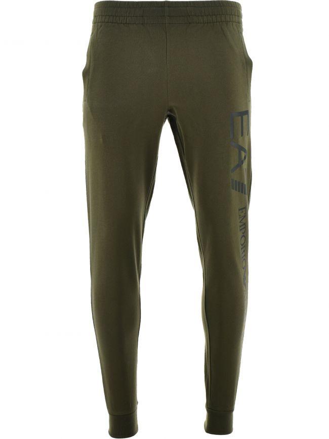 Green Jogging Bottoms