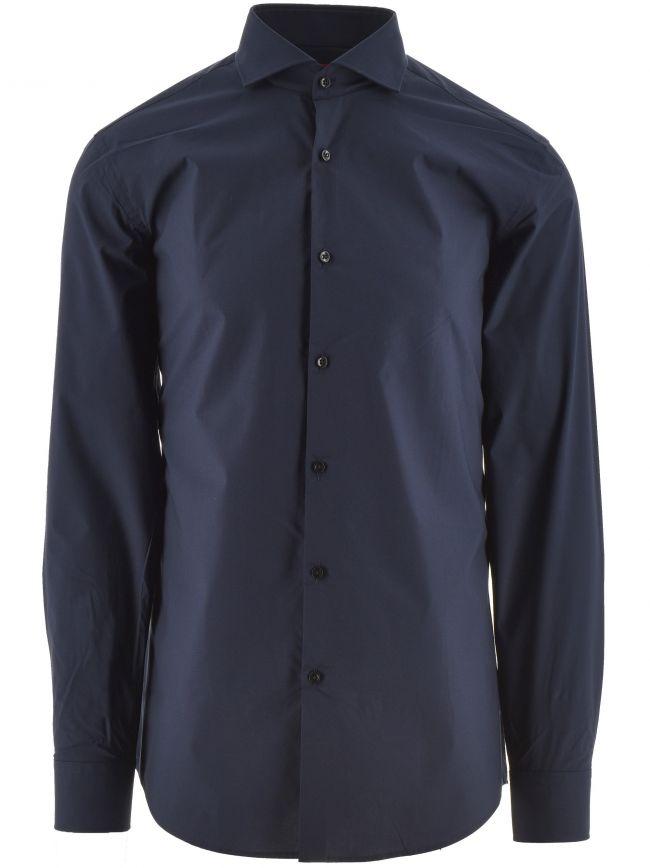 Navy Kason Shirt
