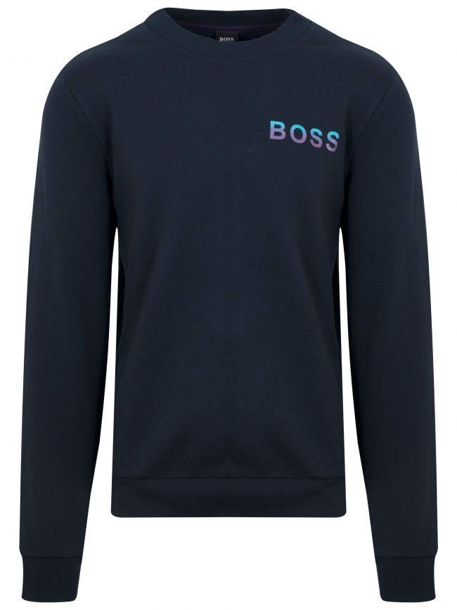 Navy Wecola Sweatshirt