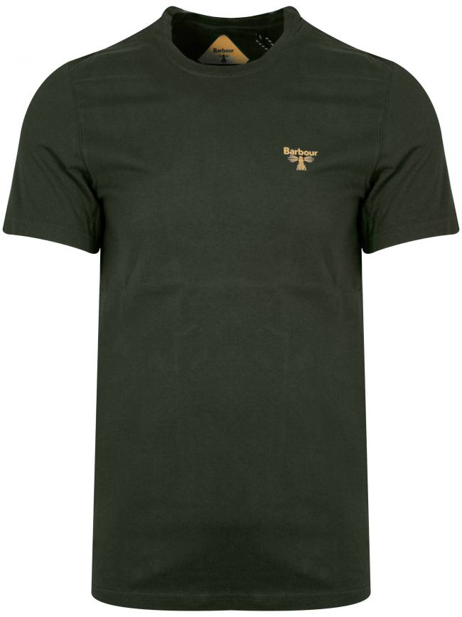 Forest Green Tee Celestial