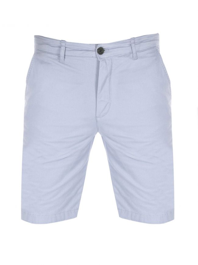 Blue Chino Short