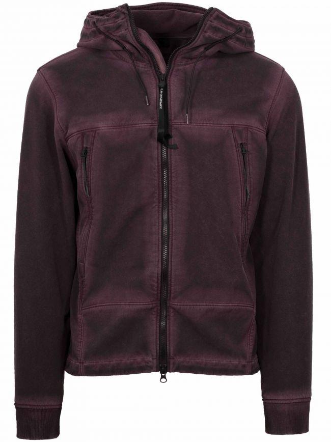 Purple Soft Shell Goggle Jacket