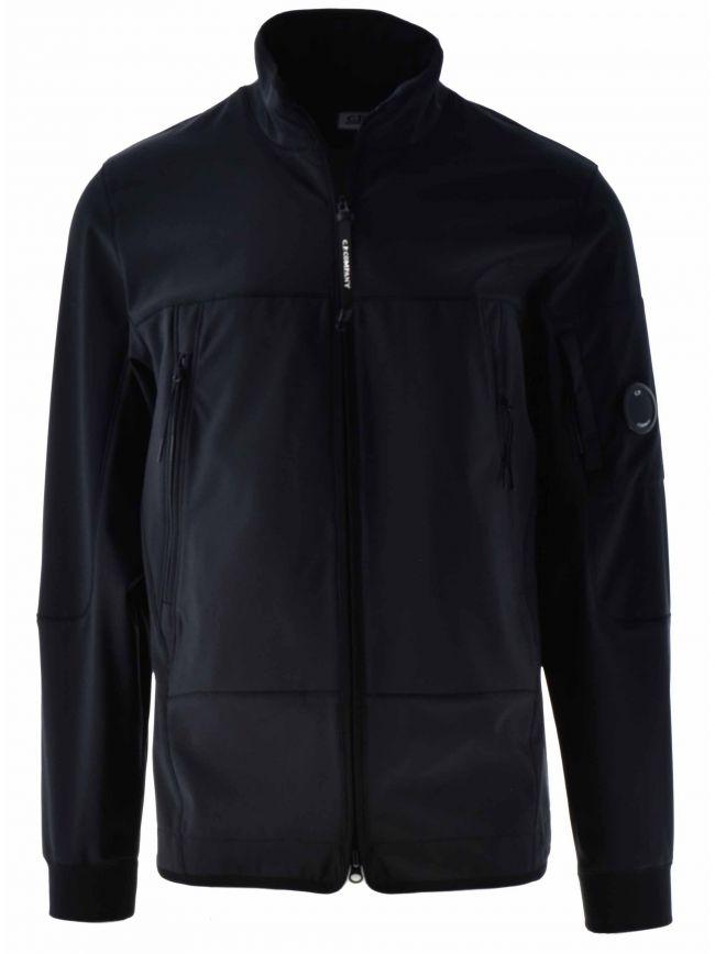 Black Soft Shell Jacket