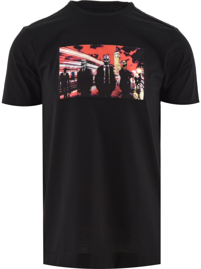 Black City Boys T Shirt   Designed by Lincoln Townley