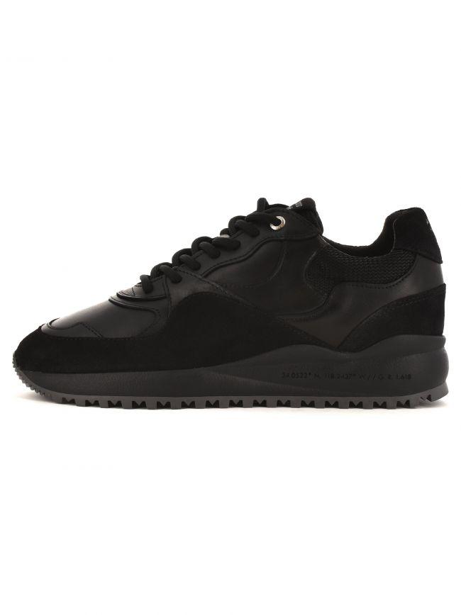 Black Santa Monica Sneakers